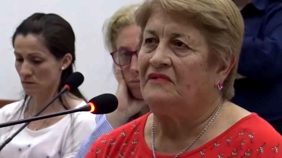 Flor Di Marco le pidió ayuda a su abuela la noche del crimen