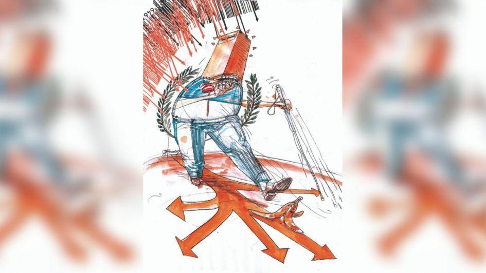 Los nervios llevan al Gobierno a un camino confuso - Por Rodolfo Cavagnaro