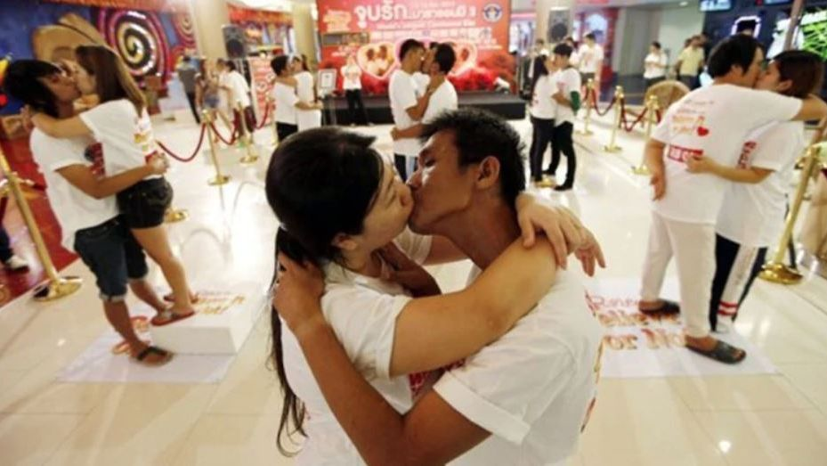 Día Internacional del Beso: conocé los diferentes tipos que hay según el Kamasutra
