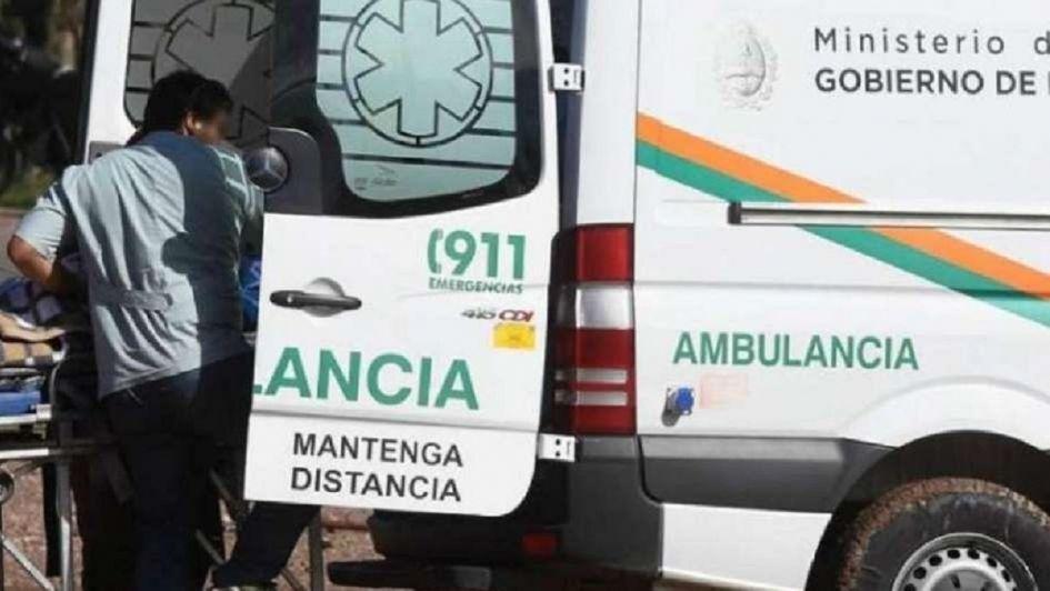 Dos muertos tras un choque frontal entre un auto y un camión en San Martín