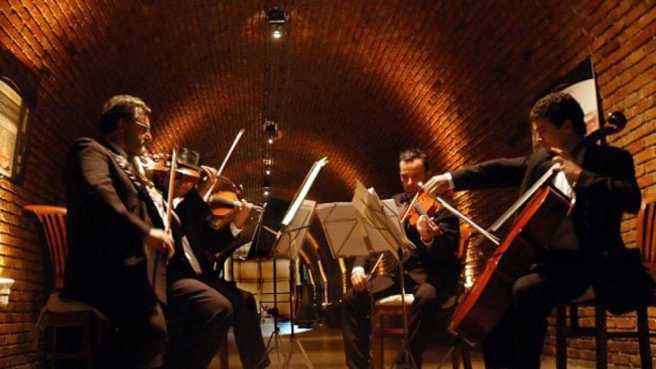 ¿Cuál es el concierto de Música Clásica por los caminos del vino que querés disfrutar?