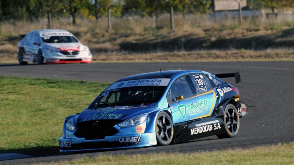 TC2000: Vicino dentro del top ten en el Sprint