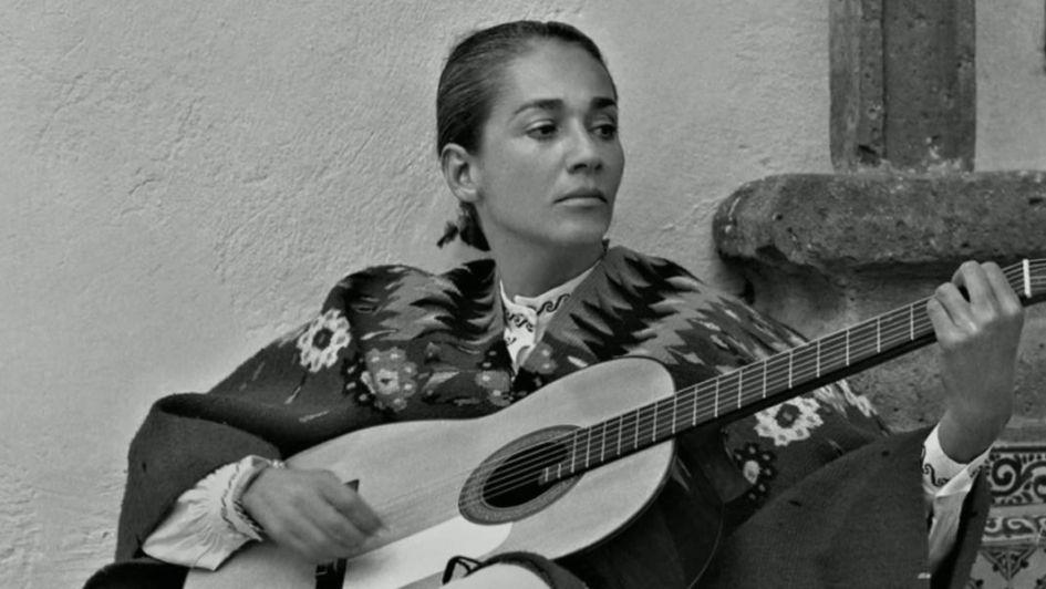 Chavela Vargas: sigue cantando como ninguna