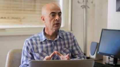 El neurocirujano Fabián Cremaschi está convencido de que los profesionales mendocinos pueden desarrollar el prototipo del simulador