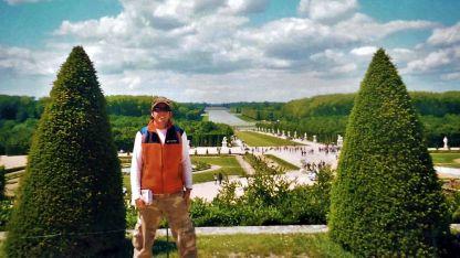 Los esplendorosos Jardines del Palacio de Versalles.