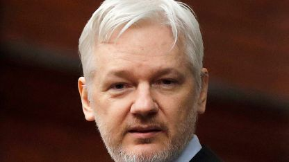 Plazo. Según los abogados de Assange, EEUU tiene 65 días para plantear los cargos y la acusación.  AP