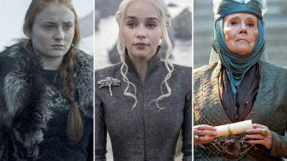 Empoderadas. En esta serie, los personajes femeninos tienen una autonomía como casi en ninguna otra.