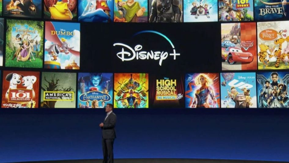 Llega Disney+ y disputa el streaming a Netflix