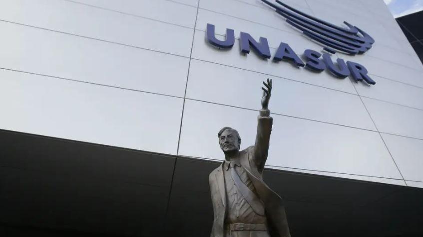Argentina abandonó formalmente la Unasur
