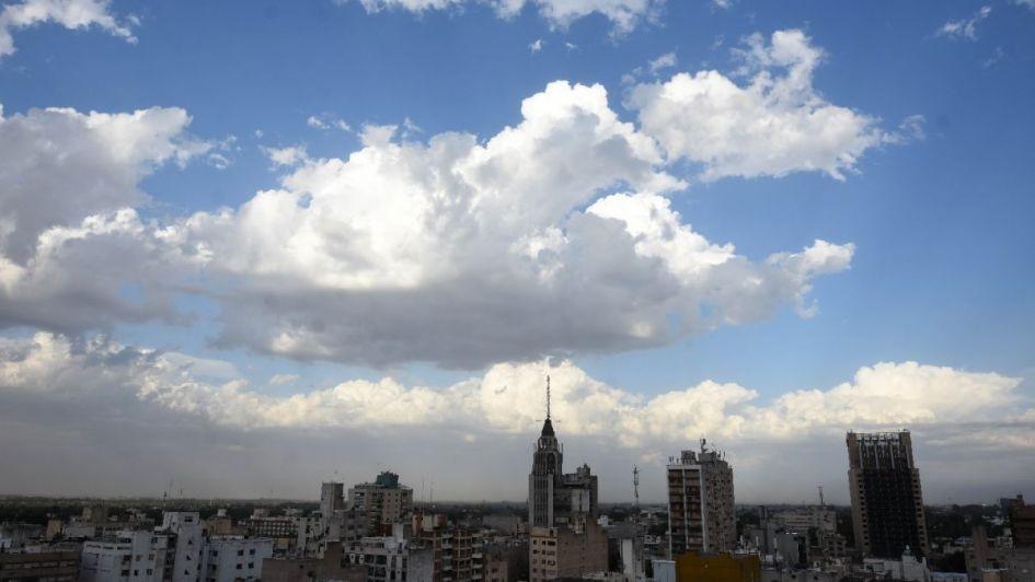 Pronóstico: nubosidad variable con descenso de la temperatura
