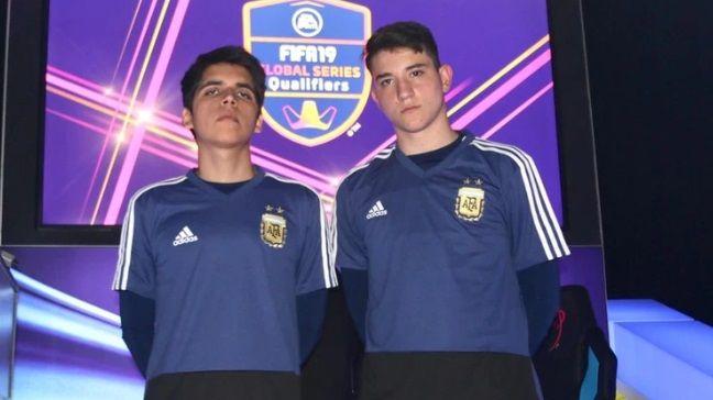 Argentina perdió con Francia y se quedó con el segundo lugar del Mundial de fútbol virtual