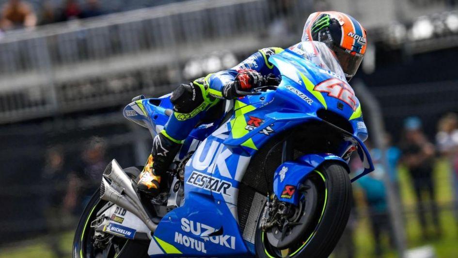 MotoGP: Se cortó el reinado de Márquez, Rins venció en Austin