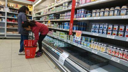 Los supermercadistas no saben qué hacer.