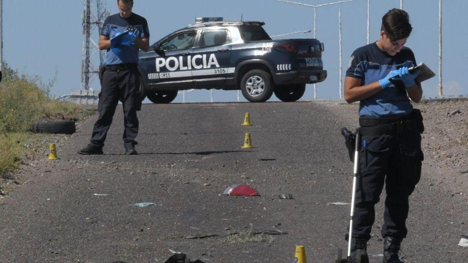 Una mujer murió al ser atropellada en San Martín