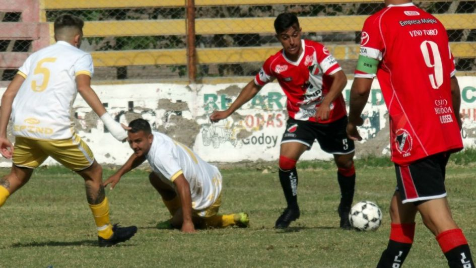 Liga Mendocina: Fadep sigue líder y Maipú se acerca