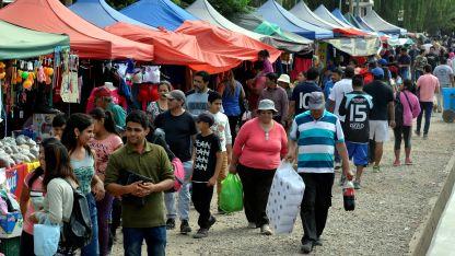La más conocida está en Ugarteche, pero hay otras en El Algarrobal, Rodeo de la Cruz y San Martín.