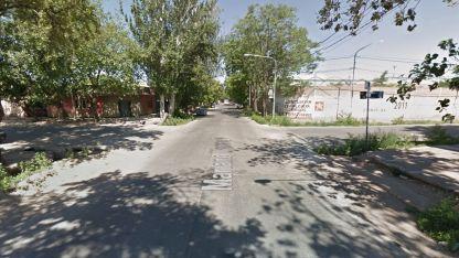 El crimen ocurrió en Husares y Moreno
