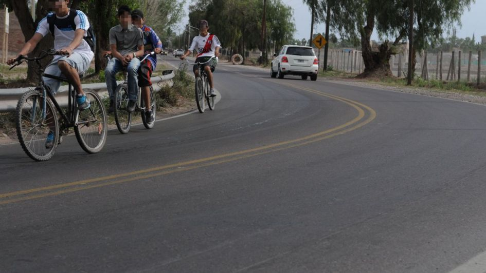 Joven motociclista falleció tras impactar contra un árbol en Guaymallén