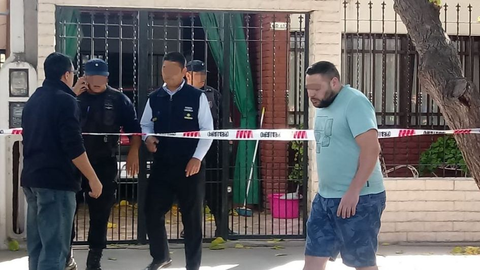 Asesinaron a un médico de un tiro en Las Heras e investigan si fue durante un robo