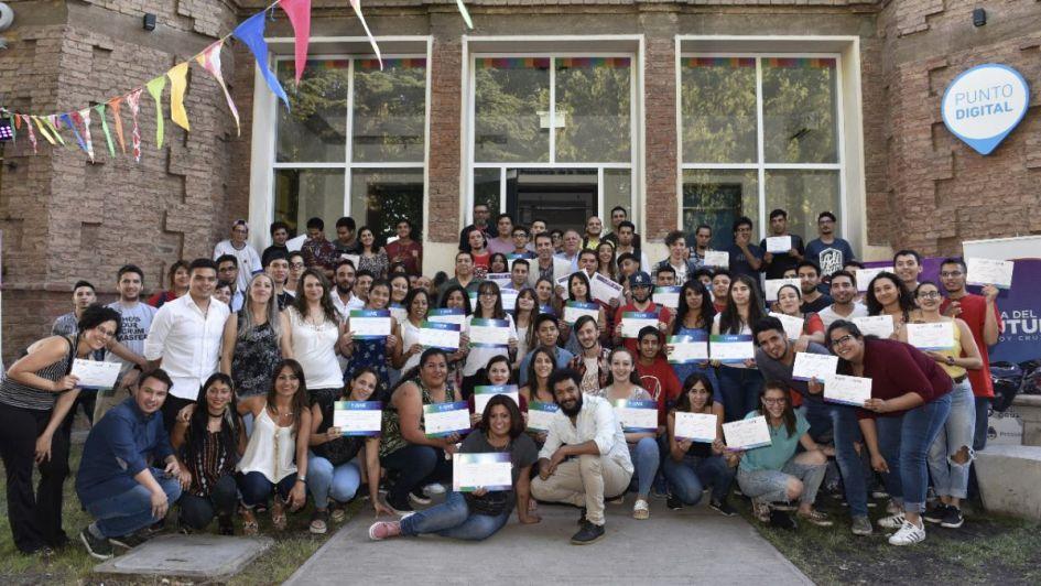 Godoy Cruz apuesta al empleo y la capacitación de sus jóvenes y emprendedores