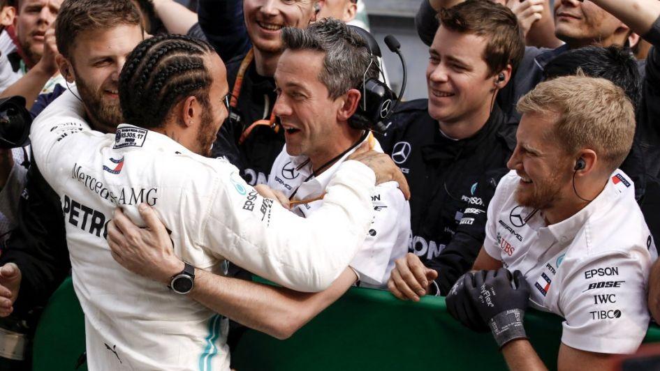 Fórmula 1: Hamilton pasó a lo más alto del campeonato tras China