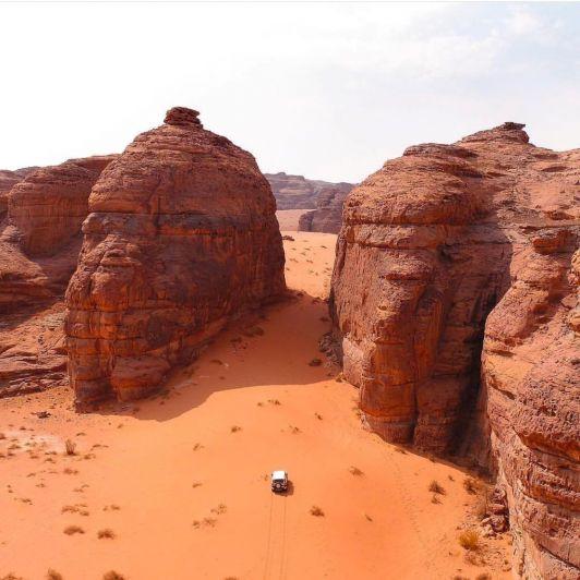 El Dakar se despide de Sudamérica y llega a Arabia Saudita