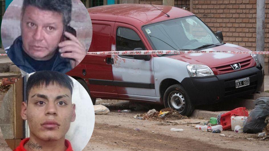 Dos jóvenes van a juicio por el crimen de un panadero, asesinado durante un asalto