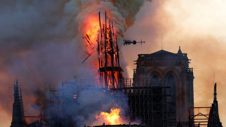 Incendio de la catedral de Notre Dame: el ardor de una joya global