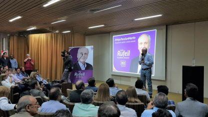 El concejal y precandidato presentó sus ideas para San Martín.