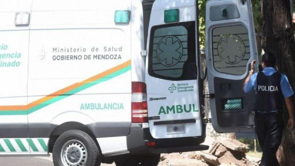 Un hombre falleció al caer de una antena en Luján de Cuyo