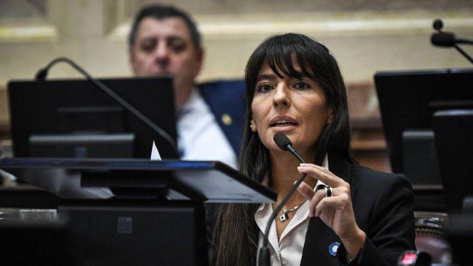 La mendocina Pamela Verasay fue designada vicepresidenta primera del Senado