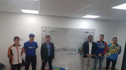 Presentación de la segunda fecha del Súperbike Argentino