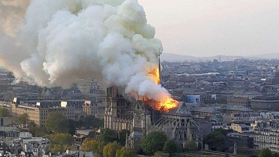 ¿Es posible reconstruir Notre Dame y recuperar su esplendor?
