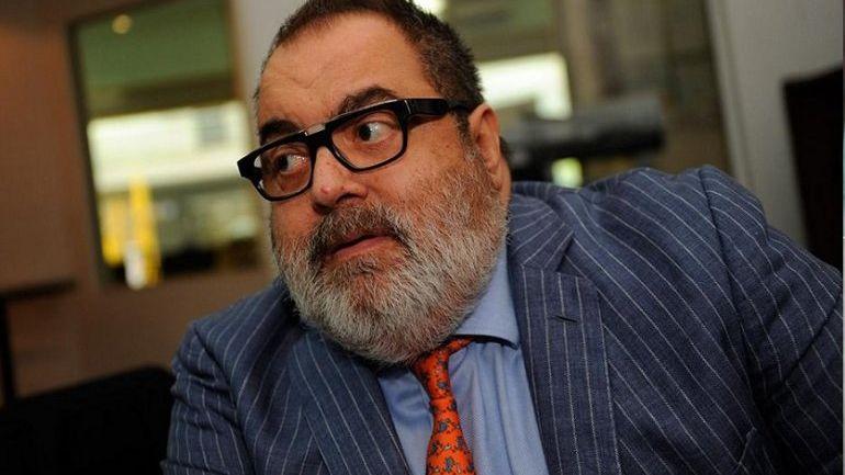 Jorge Lanata, de nuevo internado