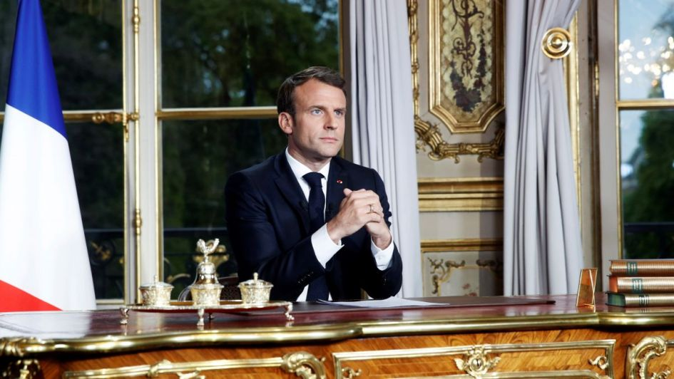 Macron puso plazo: la restauración se hará en cinco años