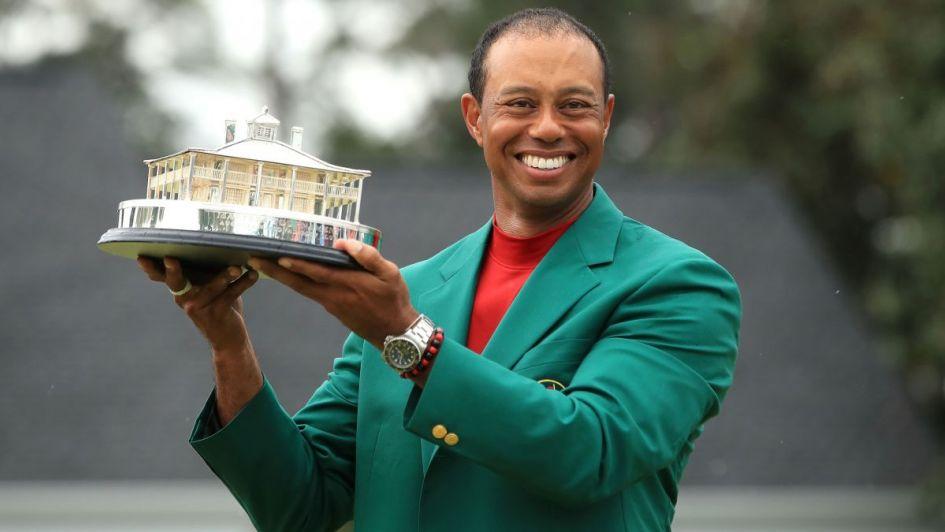 El renacido: Tiger Woods, un maestro