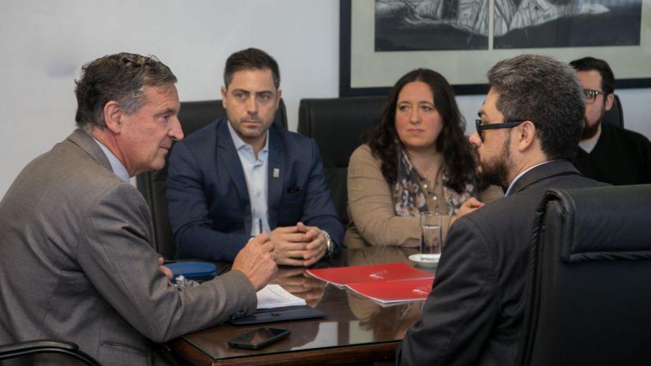 La UNCUYO renovó su trabajo con la Defensoría de las Personas con Discapacidad