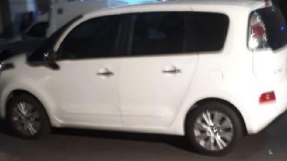 Robaron un auto con una nena de 5 años en su interior: dramático relato