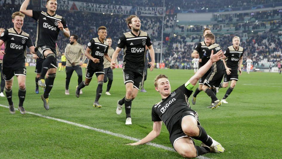 Ajax, el renacimiento de un grande