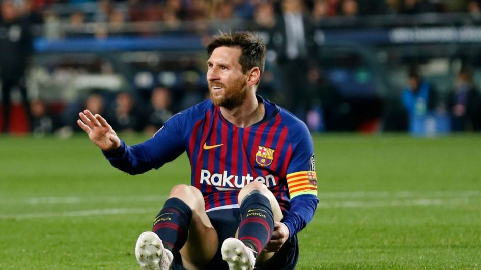 Messi a tres goles de los 600 en Barcelona