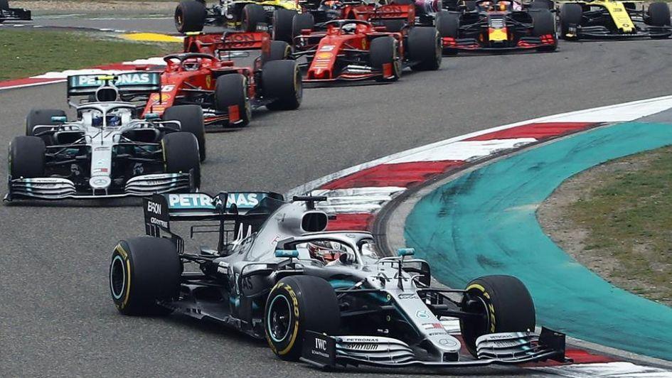 ¿La Fórmula 1 en las calles de China?