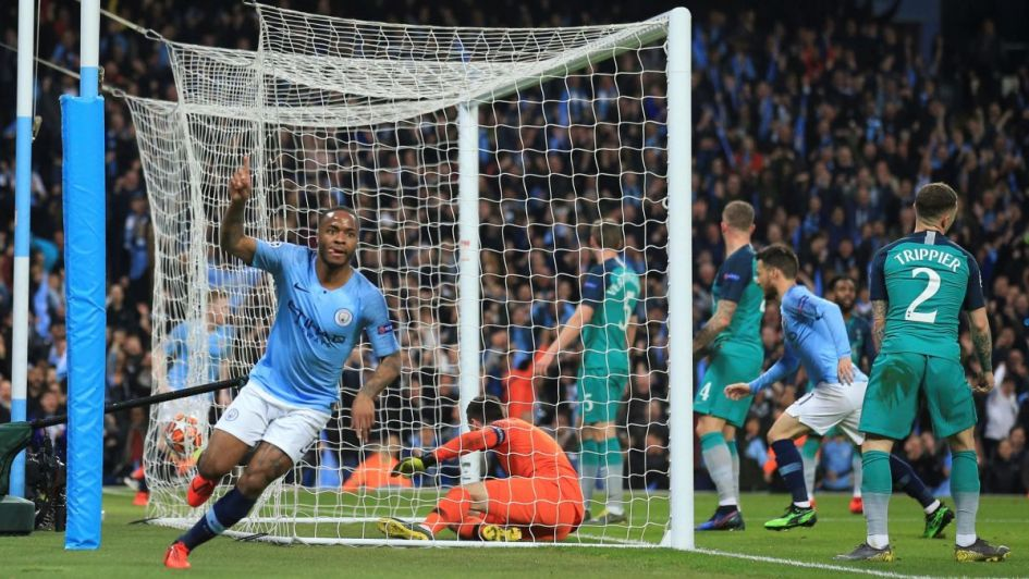 El Tottenham eliminó al Manchester City con una participación determinante del VAR