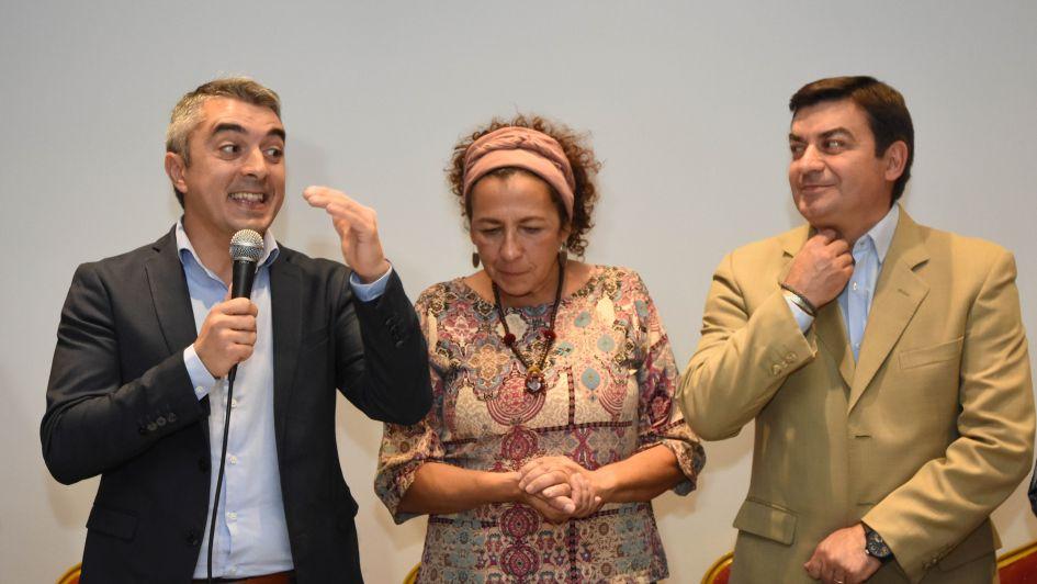 De Marchi lanza más candidatos para despejar los rumores