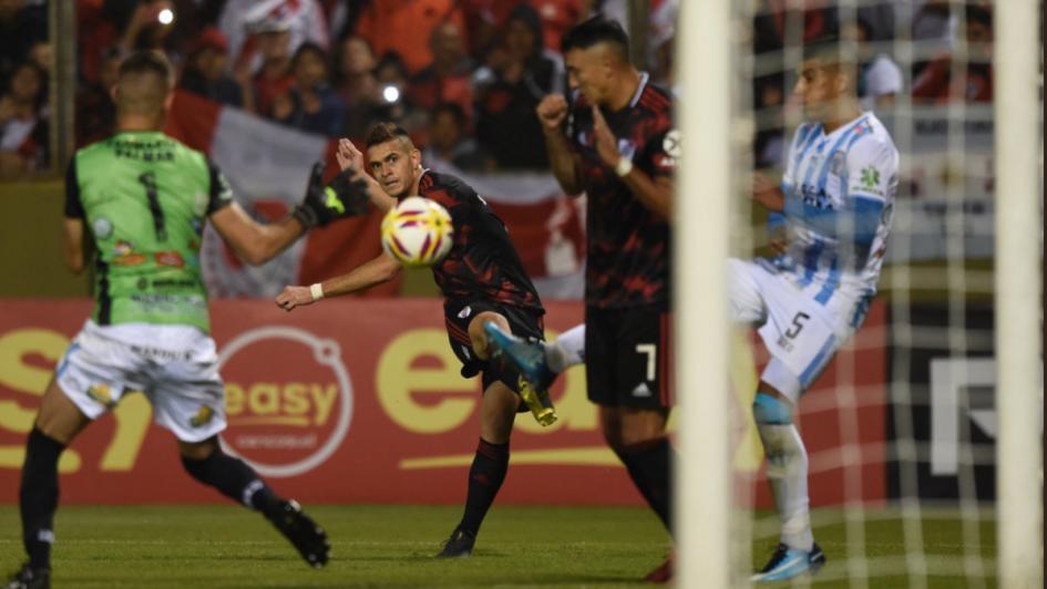 Copa Argentina: le costó, pero River le ganó a Argentino de Merlo y jugará ante Gimnasia