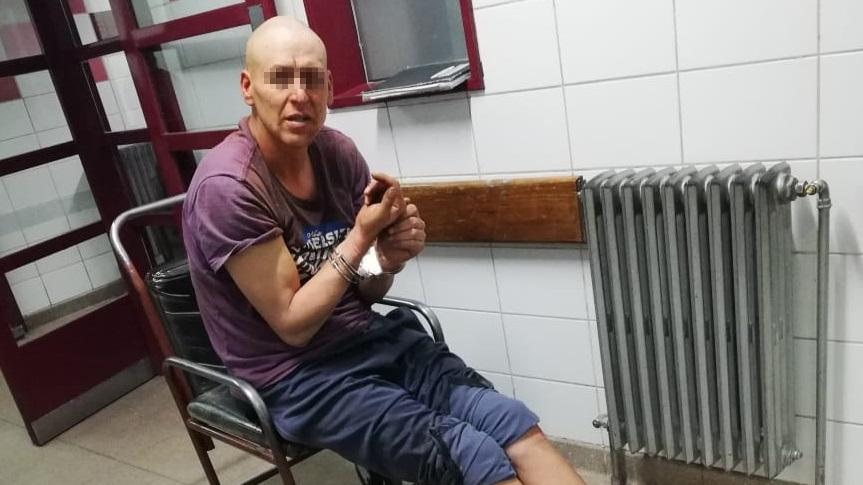 Pasó 8 meses en libertad y volverá a la cárcel tras cometer un asalto