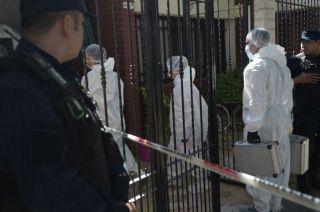 Hallazgo. El cadáver del galeano fue encontrado en el sillón del living de su casa, en el barrio Kolton.