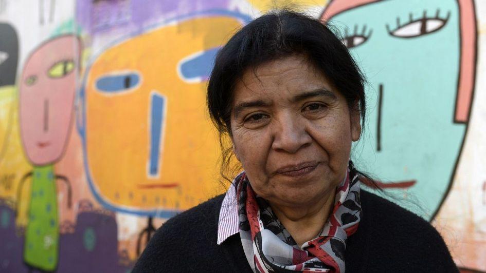 El enojo de Margarita Barrientos: