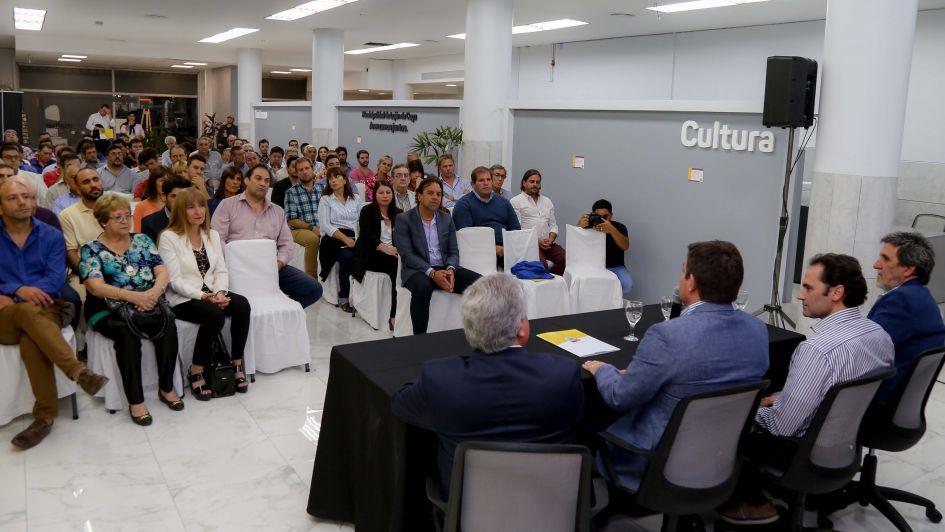 Luján licita 69 parcelas en el Parque Industrial Municipal