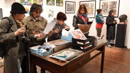 Una nueva oferta de obras de arte mendocinas, en la 16° de edición Supermercarte