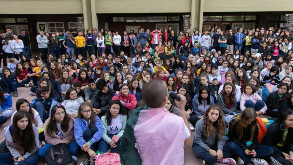Con impronta feminista, el Colegio Universitario Central eligió sus representantes